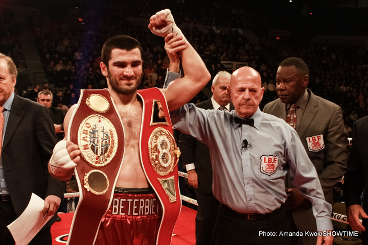 Artur Beterbiev, Frankie Gomez, Julian Williams, Lee Selby, Lucas Browne - Top Stories Boxing
