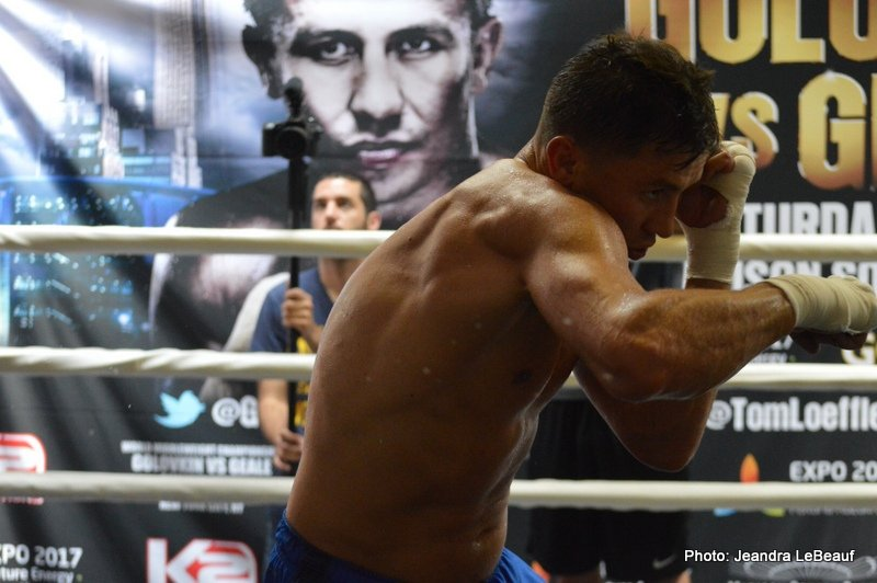 Golovkin vs. Geale: Will Daniel thrive or try to survive?
