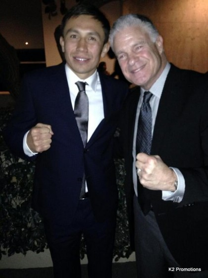 Jim Lampley Boxing News