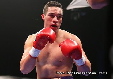 Joseph Parker - Boxing Interviews