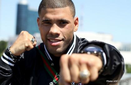 Jayson Velez Juan Manuel Lopez Boxing News