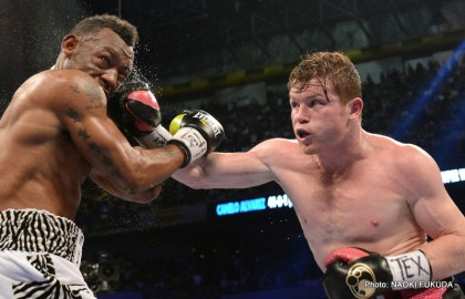 Nathan Cleverly Saul Alvarez Boxing News Top Stories Boxing