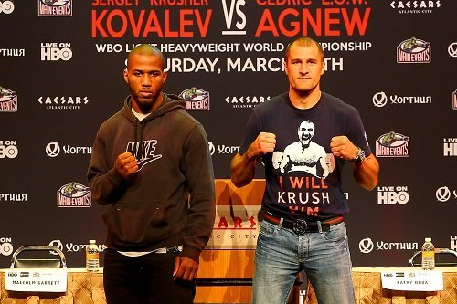 Kovalev vs. Agnew & Dulorme vs. Mayfield: The Return of the Crusher and bigger fights await the winner of the co-feature matchup