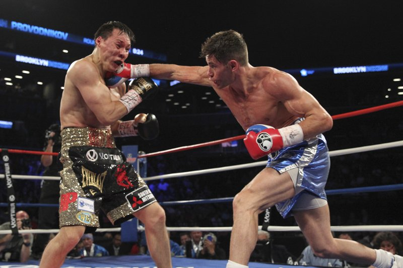 "Algieri: ""I'm ready to go straight into the Pacquiao fight for the fall"""