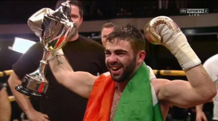 Jono Carroll Boxing News Boxing Results Top Stories Boxing