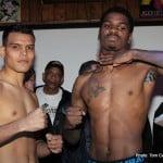 Weights: Redkach vs. Luis