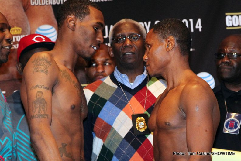 Dierry Jean Lamont Peterson Peterson vs. Jean Boxing News Top Stories Boxing