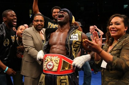 Benjamin Whitaker Bruno Escalante Gary Shaw Promotions Manny Pacquiao Mercito Gesta Paulie Malignaggi Shawn Porter Showtime Sports Steve Cunningham Tim Bradley Boxing Interviews Boxing News Press Room Top Stories Boxing