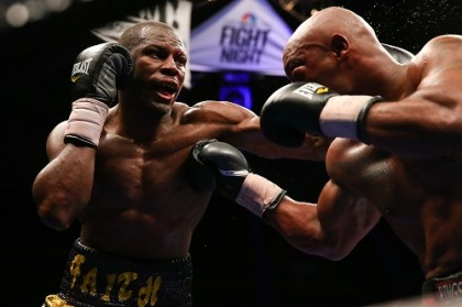 Cunningham vs. Mansour Boxing News Boxing Results