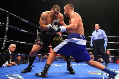 Czar Glazkov Glazkov vs. Rossy Joseph Parker Boxing News Boxing Results