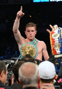 Alvarez vs. Trout Austin Trout Canelo vs. Trout Saul Alvarez Boxing News Top Stories Boxing