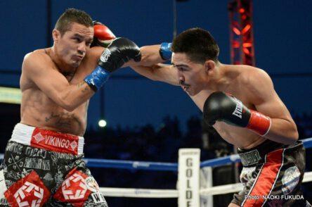 Abner Mares, Jhonny Gonzalez, Mares vs. Gonzalez - Boxing News