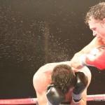 Barker vs. Geale Daniel Geale Darren Barker Boxing News Boxing Results