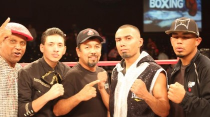 Roman Morales Boxing News Boxing Results