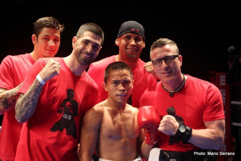 Bruno Escalante scores brutal first round knockout agasint Lorenzo Trejo