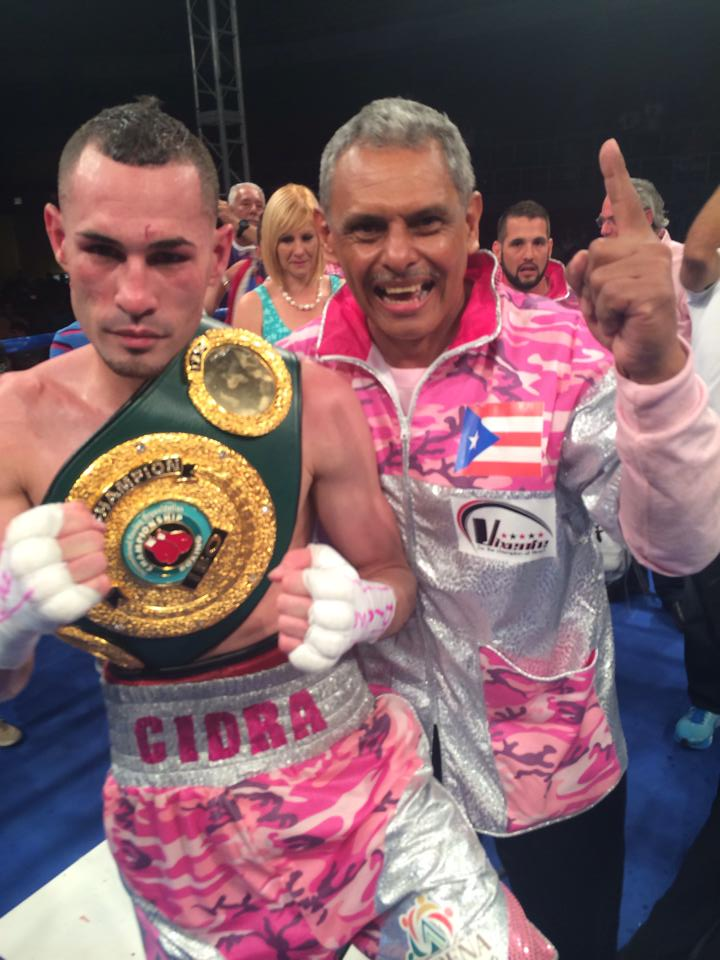 Pedraza captures IBO world title, Rivera and Paredes win pro debuts