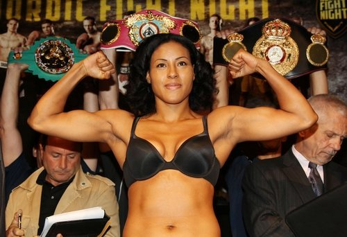 Results: Cecilia Braekhus vs. Anne Sophie Mathis