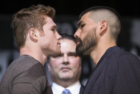 """TOE TO TOE: CANELO VS. ANGULO"" FINAL PRESS CONFERENCE QUOTES"