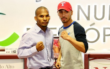 20 MAR 2013 PRESS CONF FUTUROS CAMPEONES FROM PUERTO RICO- GONZALEZ VS RIOS 2