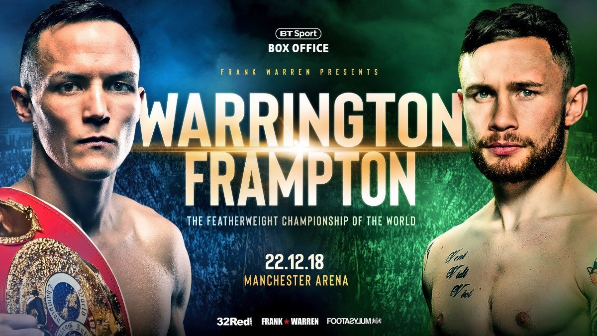 Carl Frampton, Josh Warrington - JOSH WARRINGTON REJECTS the notion that his December 22 world title challenger Carl Frampton is back to his best.