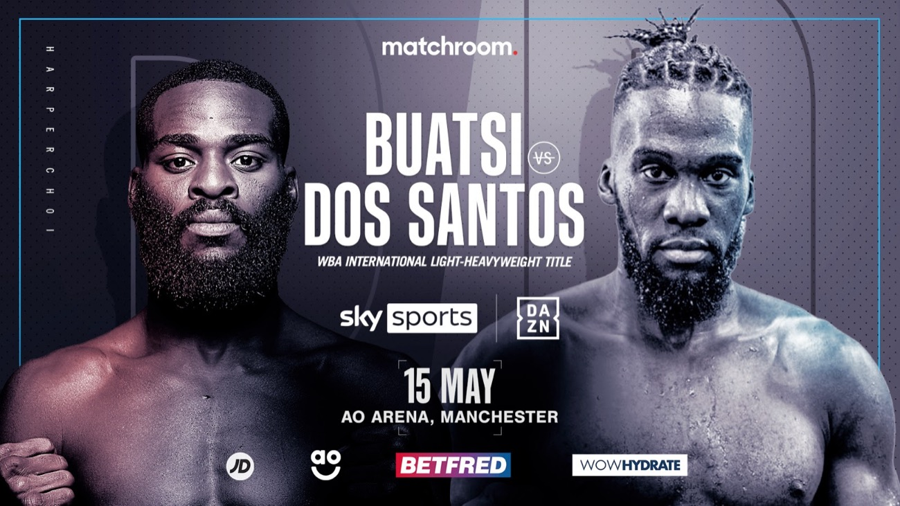 Daniel Blenda Dos Santos, Joshua Buatsi - Boxing News