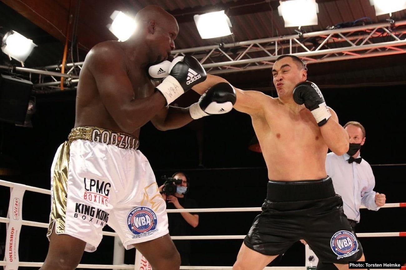 Joey Dawejko, Zhan Kossobutskiy - Boxing News