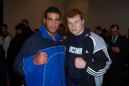 Manuel Charr vs. Alexander Povetkin on May 30th in Moscow