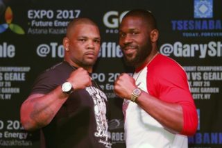 """Jennings vs. Perez - New York City (June 9, 2014) Undefeated heavyweight's BRYANT """"By By"""" JENNINGS and MIKE """"The Rebel"""" PEREZ will clash in a World Boxing Council (""""WBC"""") Heavyweight Title Eliminator on SATURDAY, JULY 26 at The Mecca of Boxing, Madison Square Garden. The fight will be televised Live on HBO World Championship Boxing® beginning at 9:30 p.m. ET/PT, it was announced today by K2 Promotions and Gary Shaw Productions in association with Antonio Leonard Promotions."""