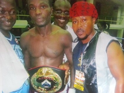 Ghana's Theophilus Tetteh to face Pagan of Scotland in Commonwealth title eliminator