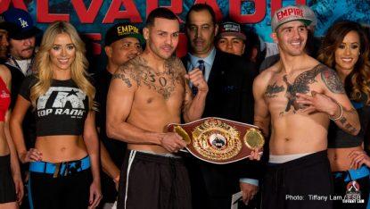 Brandon Rios Mike Alvarado Top Stories Boxing