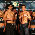 """Gilberto Ramirez - Latest Mexican star in the making, Gilberto Ramirez, the WBO super-middleweight champion, has what it takes to become a pay-per-view star - so says his promoter Bob Arum. Arum, speaking with Yahoo! Sports, said he believes the unbeaten 25 year-old can defeat feared middleweight king Gennady Golovkin, if GGG moves up from 160 to 168 to tackle Ramirez, and that such a win would make """"Zurdo,"""" as Ramirez is known, a genuine box-office attraction."""