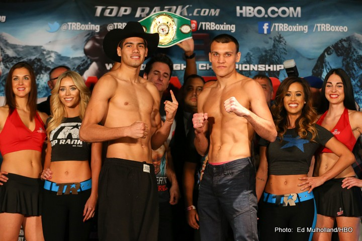 Arum wants to make Gilberto Ramirez a pay-per-view fighter, says a win over Golovkin would do it