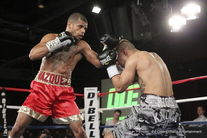 Luis Rosa Jr. Boxing Results