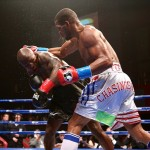Jeff Lacy, Karl Dargan, Tony Luis - Boxing Results