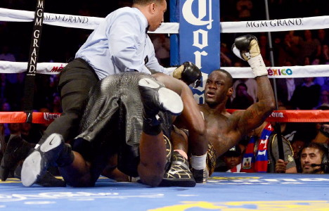 Deontay Wilder proved everyone wrong, says trainer Jay Deas