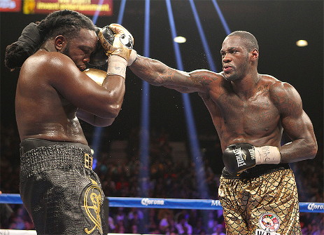 Deontay Wilder likes his chances against Wladimir Klitschko