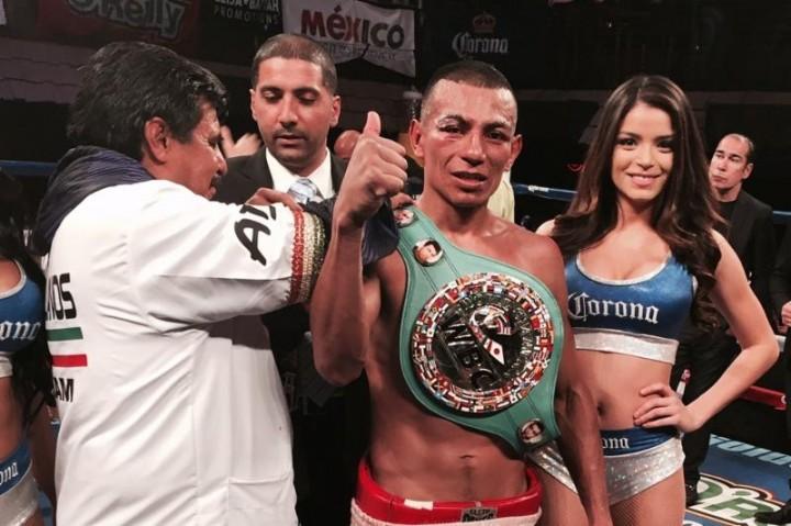 Robinson Castellanos Boxing Results