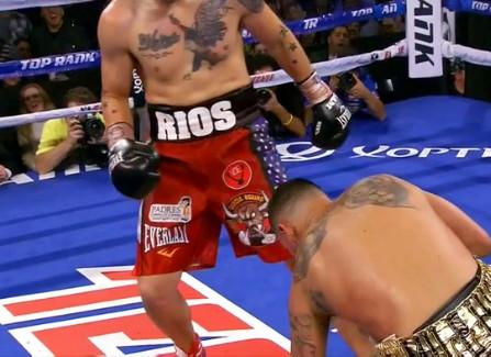 Rios Stops Alvarado – Bam Bam's name is a misnomer