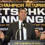 Bryant Jennings, Klitschko vs. Jennings, Wladimir Klitschko - On Saturday, April 25, Madison Square Garden in New York will host a significant event that hasn't been a part of the venue's calendar for a few years now: a heavyweight world boxing championship fight.