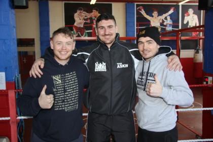 Matty Askin Boxing Interviews British Boxing
