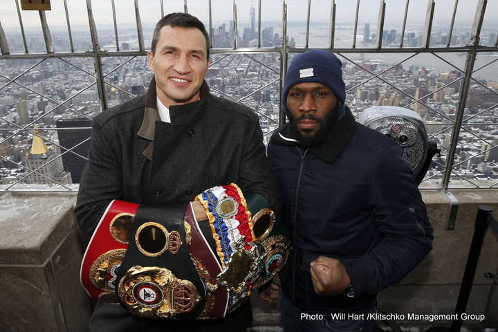 Klitschko vs Jennings – Bryant Needs A Miracle!