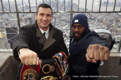Bryant Jennings Wladimir Klitschko Boxing News
