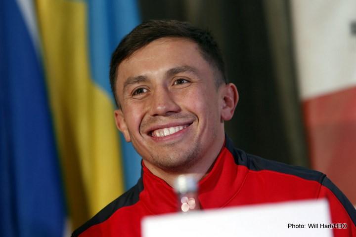 Andre Ward Gennady Golovkin Boxing News