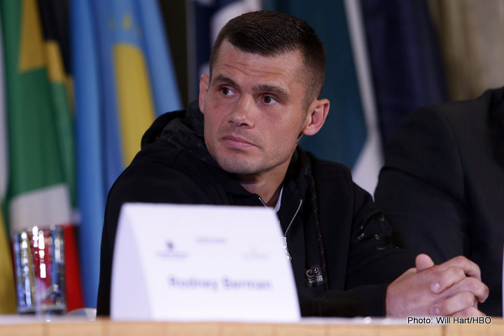 Martin Murray-George Groves clash on Joshua's undercard on 6/25