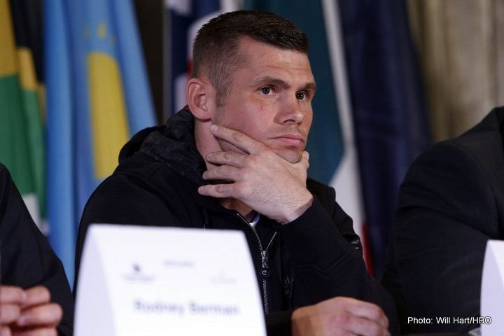 Victory a 'Must' for Martin Murray Against Abraham