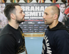 Abraham vs. Smith, Arthur Abraham, Paul Smith - Paul Smith says that the confidence from his first clash with Arthur Abraham and the improvements in the gym means he will be taking the WBO World Super Middleweight title back to Liverpool after the pair rematch on Saturday at O2 World in Berlin, live on Sky Sports. Smith pushed Abraham to the limit when the pair met for the Armenian-German's belt in September in Kiel, where the champion held onto his belt but controversy reigned over the wide-margins in the scoring after such a close contest.