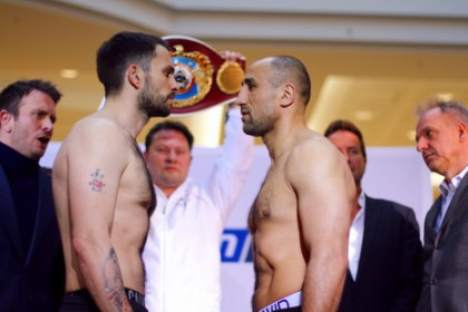 Abraham/Smith II: This time Smith knows he can win