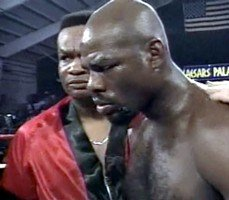 Iran Barkley speaks about his epic fight with Roberto Duran, over 25-years on