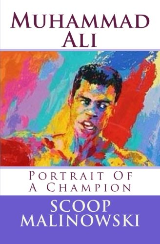 Muhammad Ali - An abstract portrait of legendary boxing champion Muhammad Ali, uniquely composed of memories, anecdotes, interviews, personal encounters, insider stories, artwork, photos, sketches, etc. 220 pages.