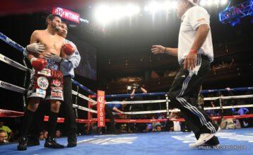 Gary Russell Jr., Jermell Charlo, Jhonny Gonzalez, Vanes Martirosyan - Boxing News